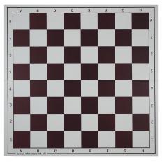 Schachbrett Kunststoff [54CNK]