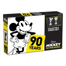 Schachspiel Disney Mickey - The True Original Collector's