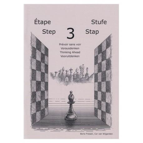 Stappenmethode Stufe 3 Vorausdenken