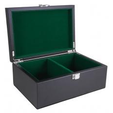 Figurenbox Kunstleder - 21cm