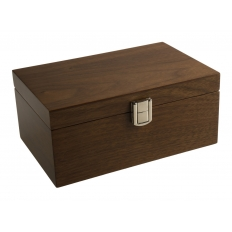 Figurenbox Nussbaum - 21cm