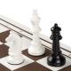 Schachspiel German Tournament Weiss - 52cm