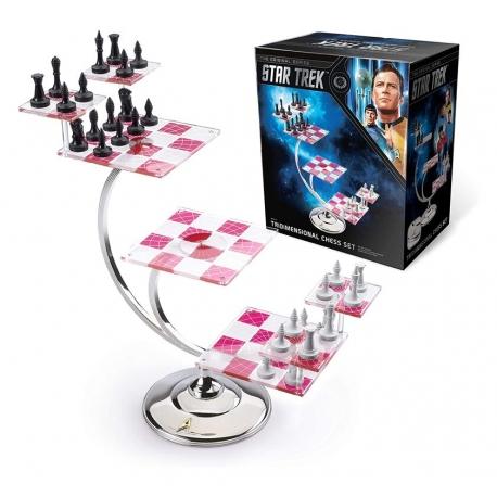 Schachspiel - Star Trek - Tri-Dimensional