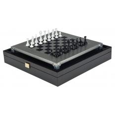 Schachspiel Metalica - 28cm