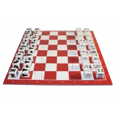 Schach spielerisch - 26cm