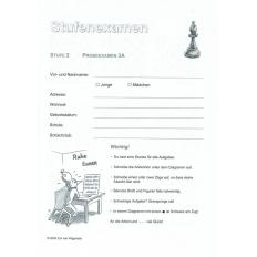 Stappenmethode Examen / Urkunde Stufe 3