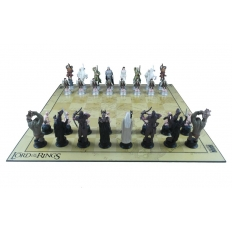 Herr der Ringe Schachspiel - 45.5cm
