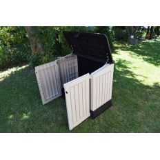 Gartenschachbox Kunststoff