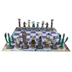 Lucky Luke Schachspiel