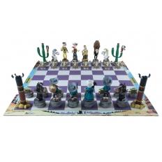 Lucky Luke Schachspiel - 42cm