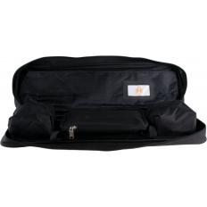 Reisetasche Schachspiel rollbar [black]