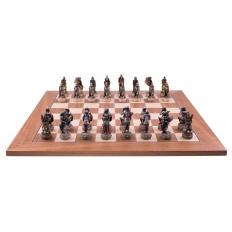 Schachspiel Die Untoten