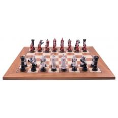 Schachspiel Kreuzritter