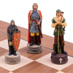 Schachspiel Robin Hood - 50cm
