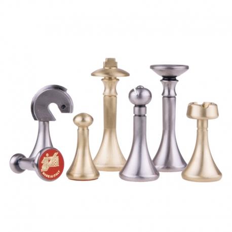 Schachfiguren Moderno