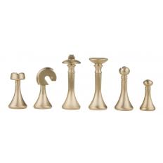 Schachfiguren Moderno - 68mm