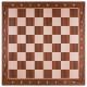 Schachbrett Mahagoni / Ahorn TWK - 48cm