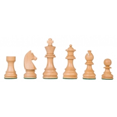 Schachfiguren Classic Staunton Palisander - 95mm