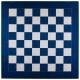 Schachbrett Vogelahorn / Esche Blue [55RF]