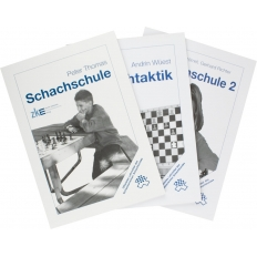 Schachschule Gesamtpaket