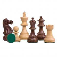 Schachfiguren Modern Staunton [Palisander]