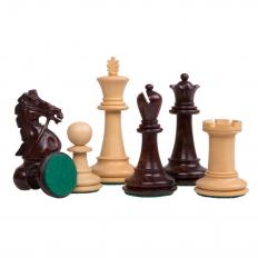 Schachfiguren Deluxe Staunton [Rosewood]