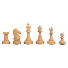 Schachfiguren Deluxe Staunton Rosewood - 93mm