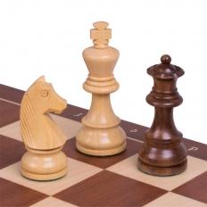 Schachspiel Advanced Mahagoni - 50cm