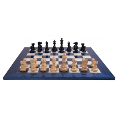 Schachspiel Magic blue