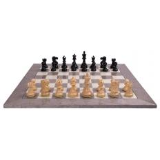 Schachspiel Magic gray
