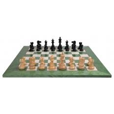 Schachspiel Magic Green