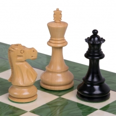 Schachspiel Magic Green - 55cm