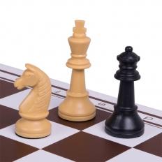 Schachspiel German Tournament CP Logo - 52cm