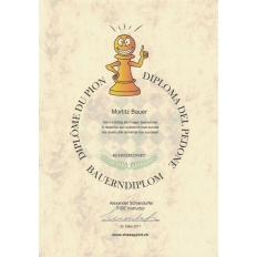 Schach-Diplom
