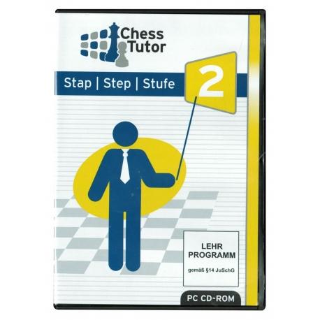 Stappenmethode Chess Tutor Stufe 2