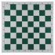 Schachplane Kunststoff [57CNK green]