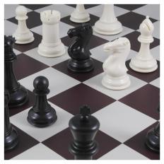 Schachspiel American Masters brown - 50.5cm