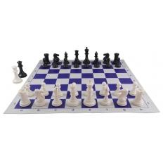 Schachspiel American Masters [blue]