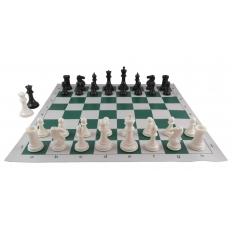 Schachspiel American Masters [green]