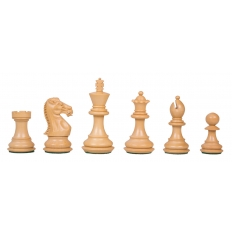 Schachfiguren Royal Staunton Rosewood - 90mm