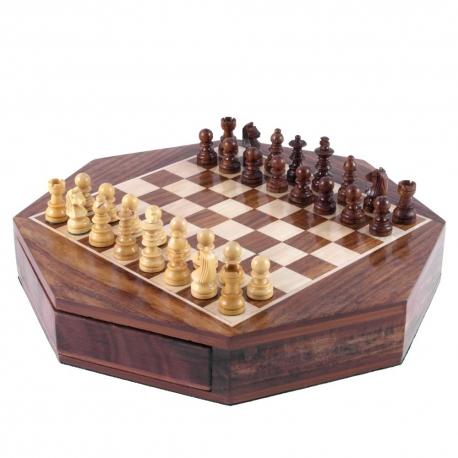 Schachkassette Octagon [klein]