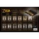 Schachspiel The Legend of Zelda Collector's Set