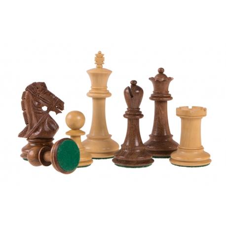 Schachfiguren Deluxe Staunton Acacia - 93mm