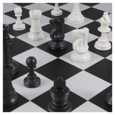 Schachspiel American black - 50.5cm