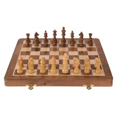 Schachkassette Acacia