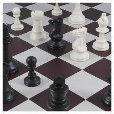 Schachspiel American brown - 50.5cm