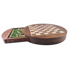 Schachkassette Rund - 31cm
