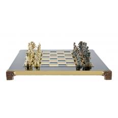 Schachspiel Griechisch-Römische Epoche grün - 28cm