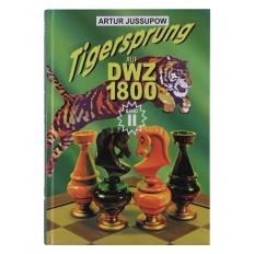Tigersprung Auf DWZ 1800 [Band 2]