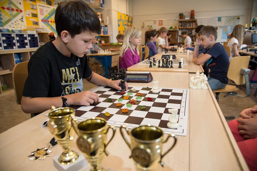 Gummibärchen Schach ist besonders beliebt!